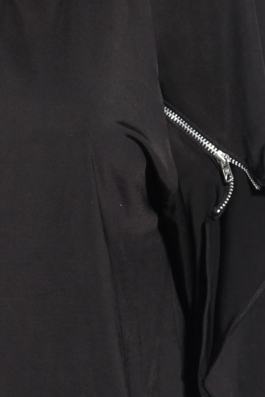 Blouse with zippers Karmen Herscovici image 3