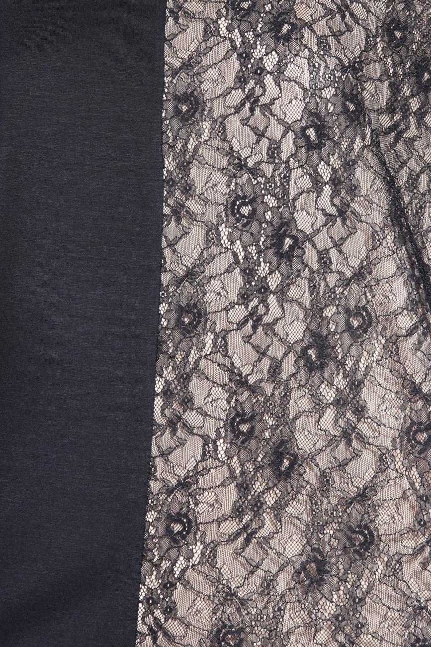 Blouse with lace Karmen Herscovici image 3