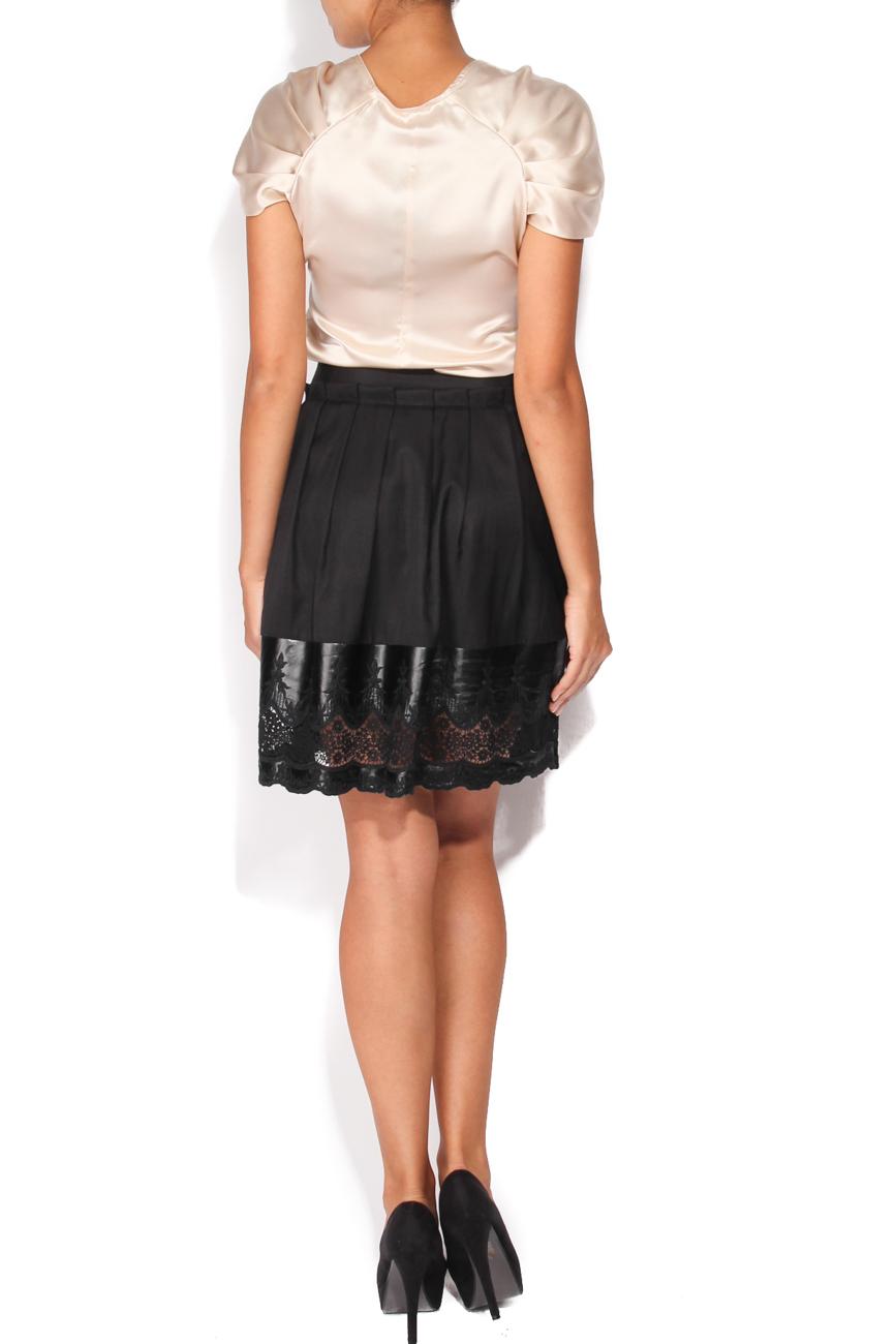 Skirt with rhinestones Elena Perseil image 2