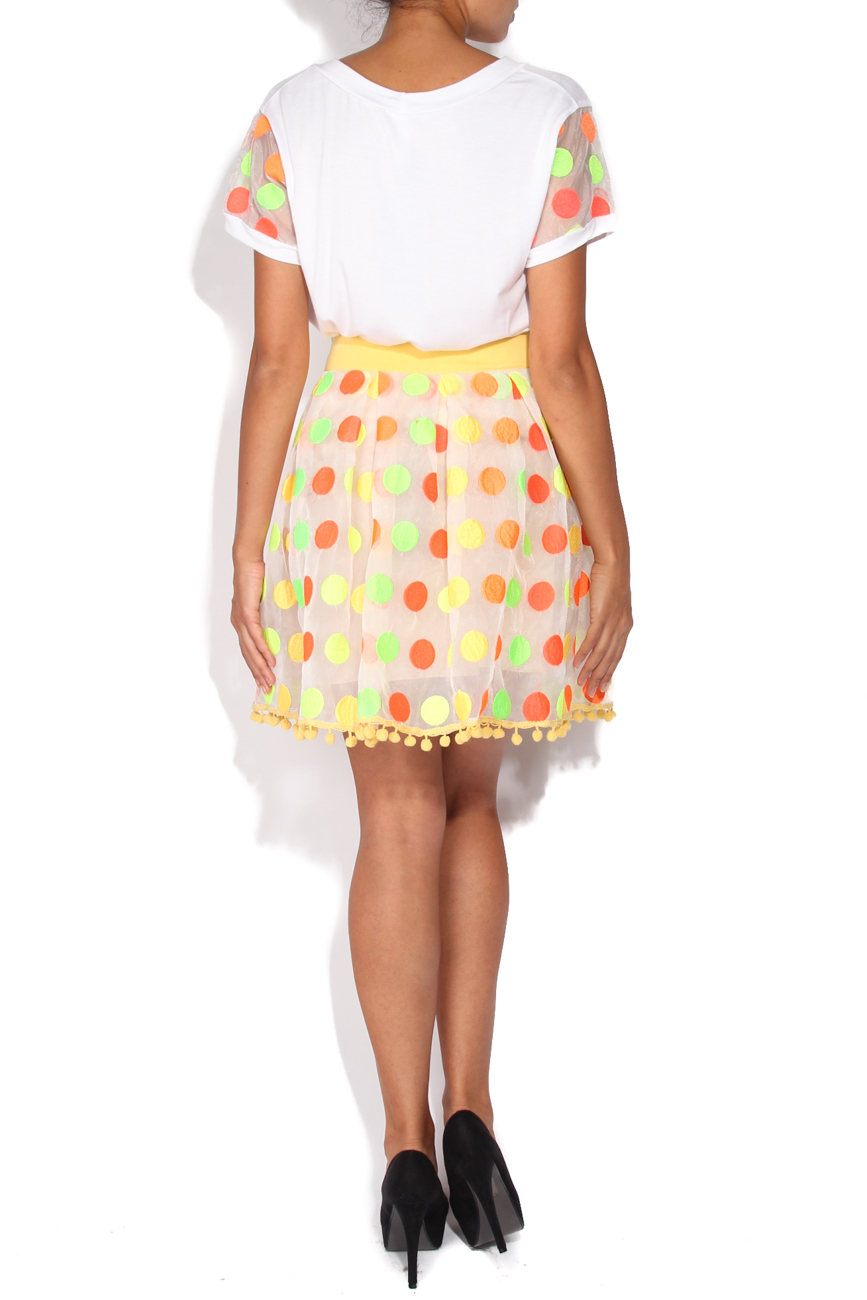 Colored dots skirt Elena Perseil image 2