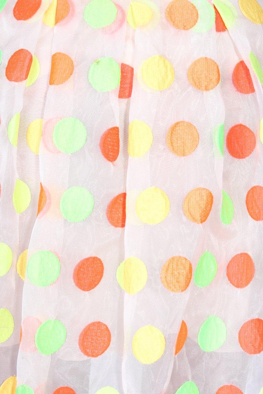 Colored dots skirt Elena Perseil image 3