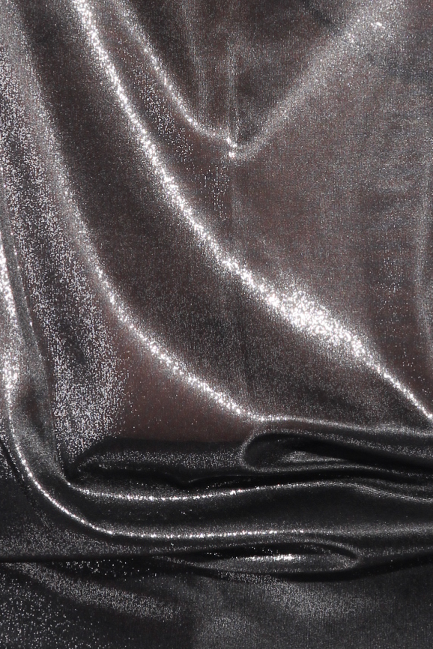 Grey blouse Karmen Herscovici image 3