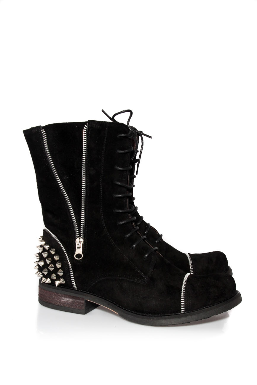 Boots with spikes Ana Kaloni image 0