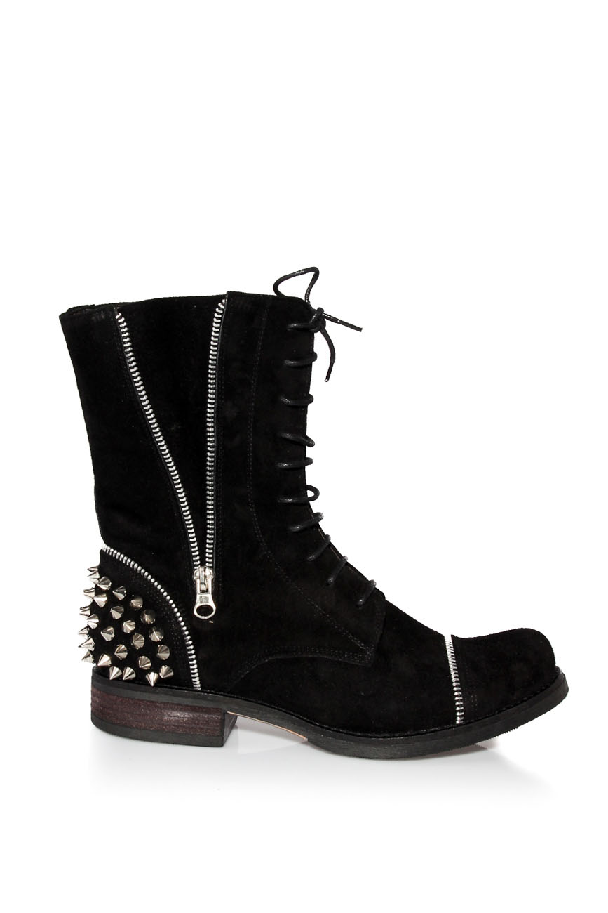 Boots with spikes Ana Kaloni image 1
