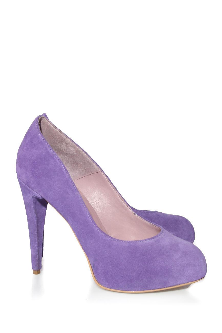 Purple shoes Ana Kaloni image 0
