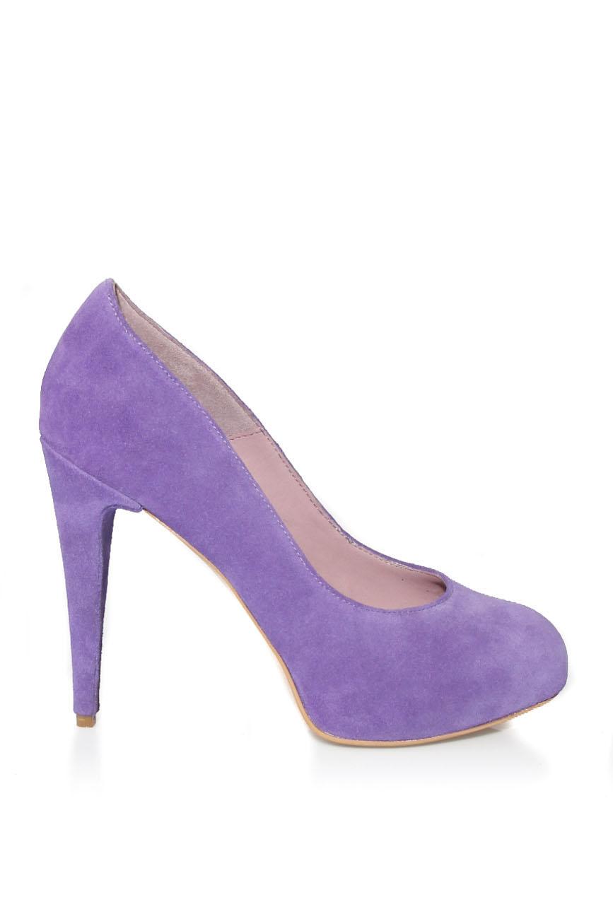 Purple shoes Ana Kaloni image 1