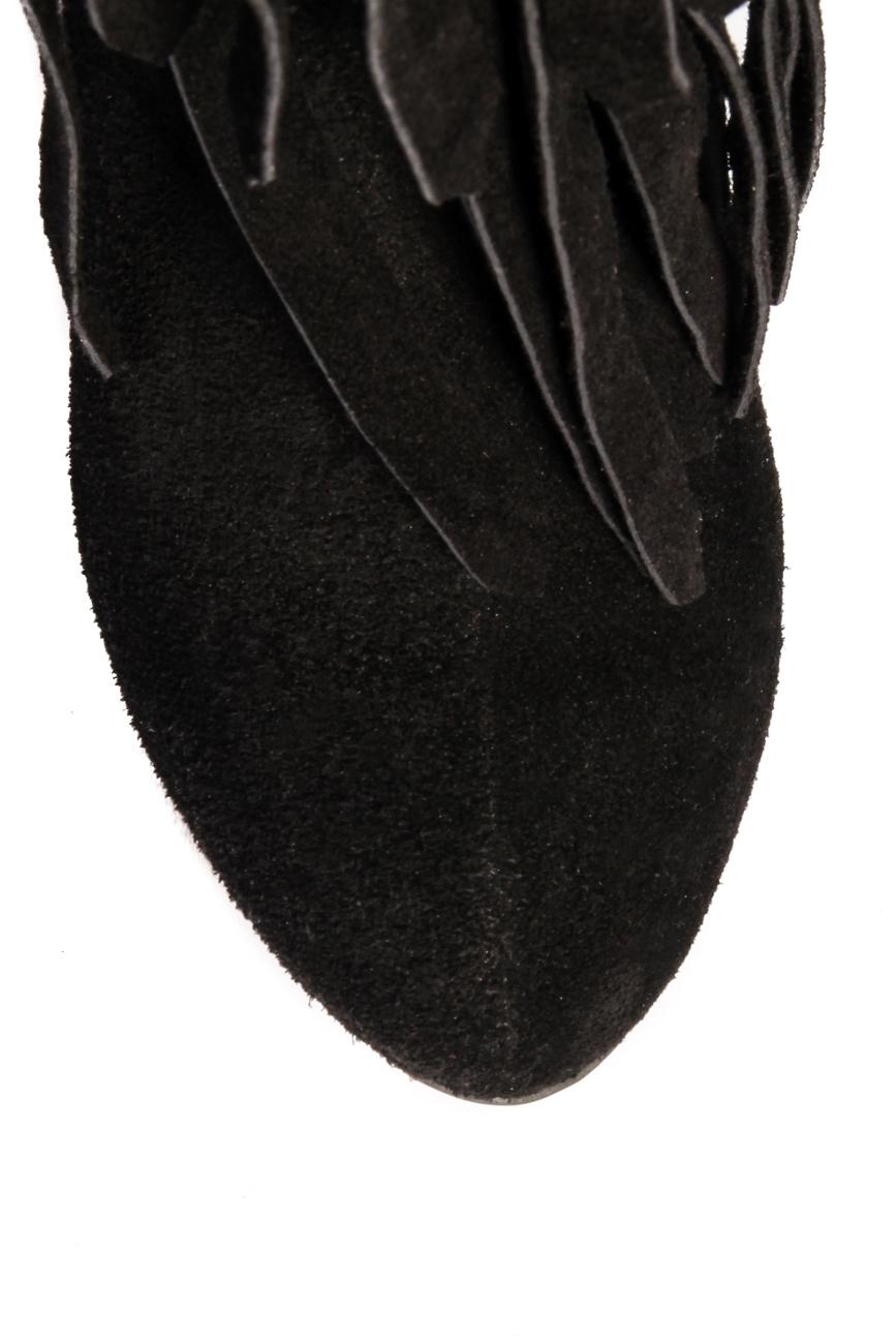 Fringed Boots Ana Kaloni image 3