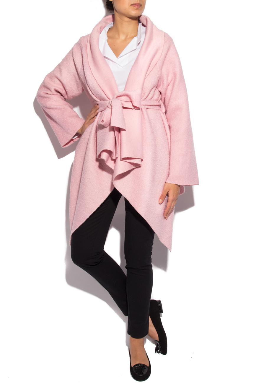 Pink cardigan Dorin Negrau image 0