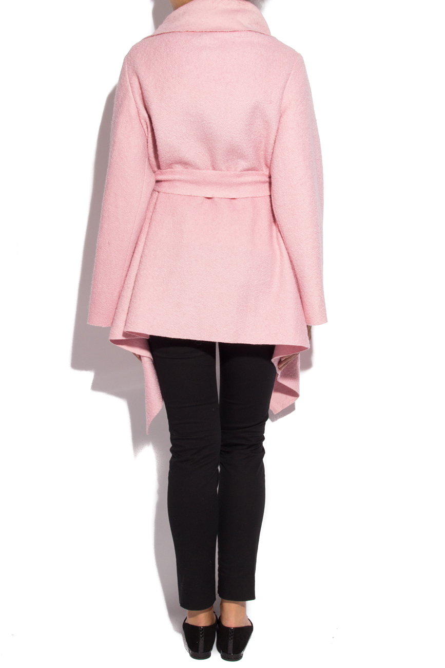 Pink cardigan Dorin Negrau image 2