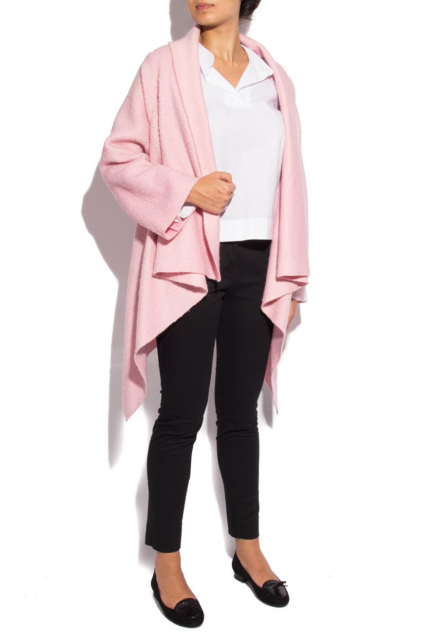 Pink cardigan Dorin Negrau image 1