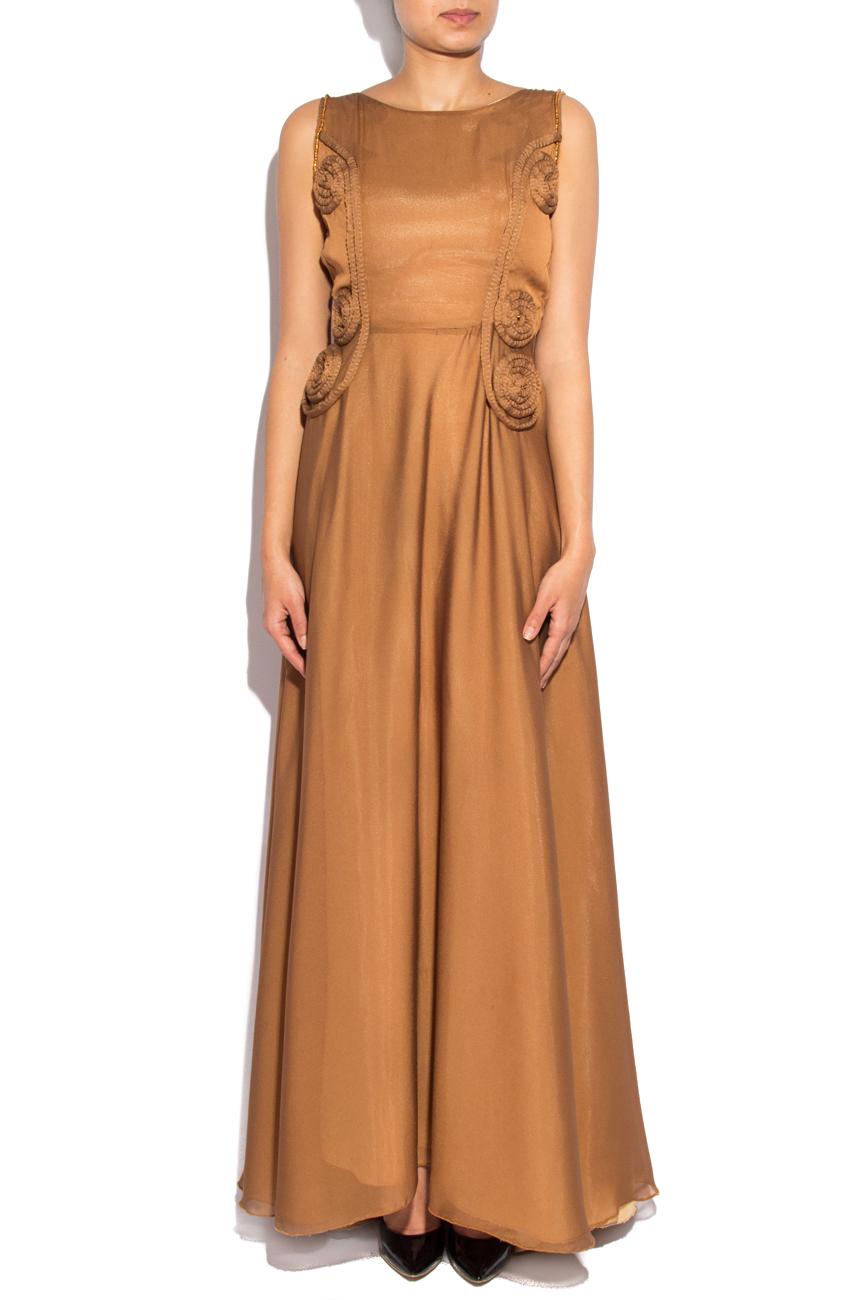 Long veil dress Loredana Novotni image 1