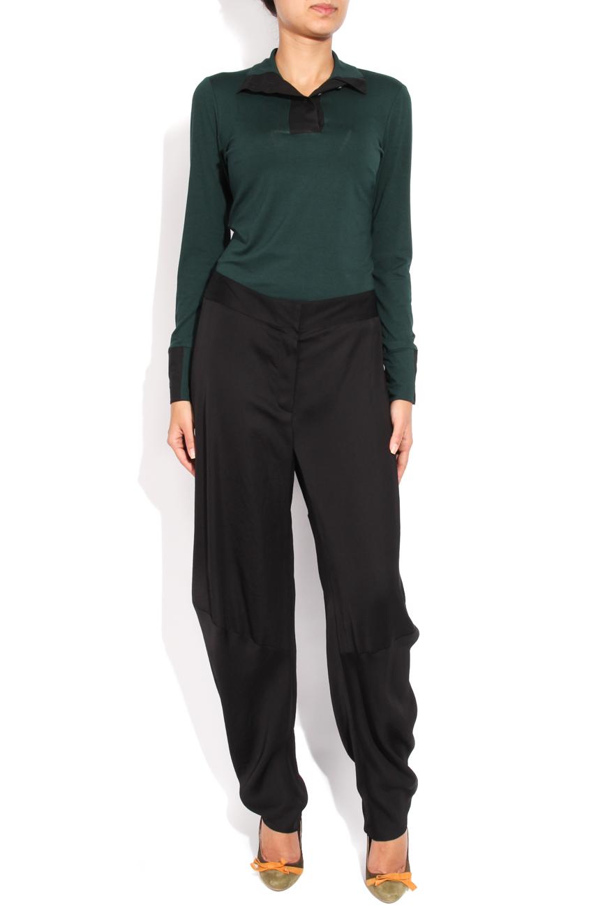 Black pants Lena Criveanu image 0
