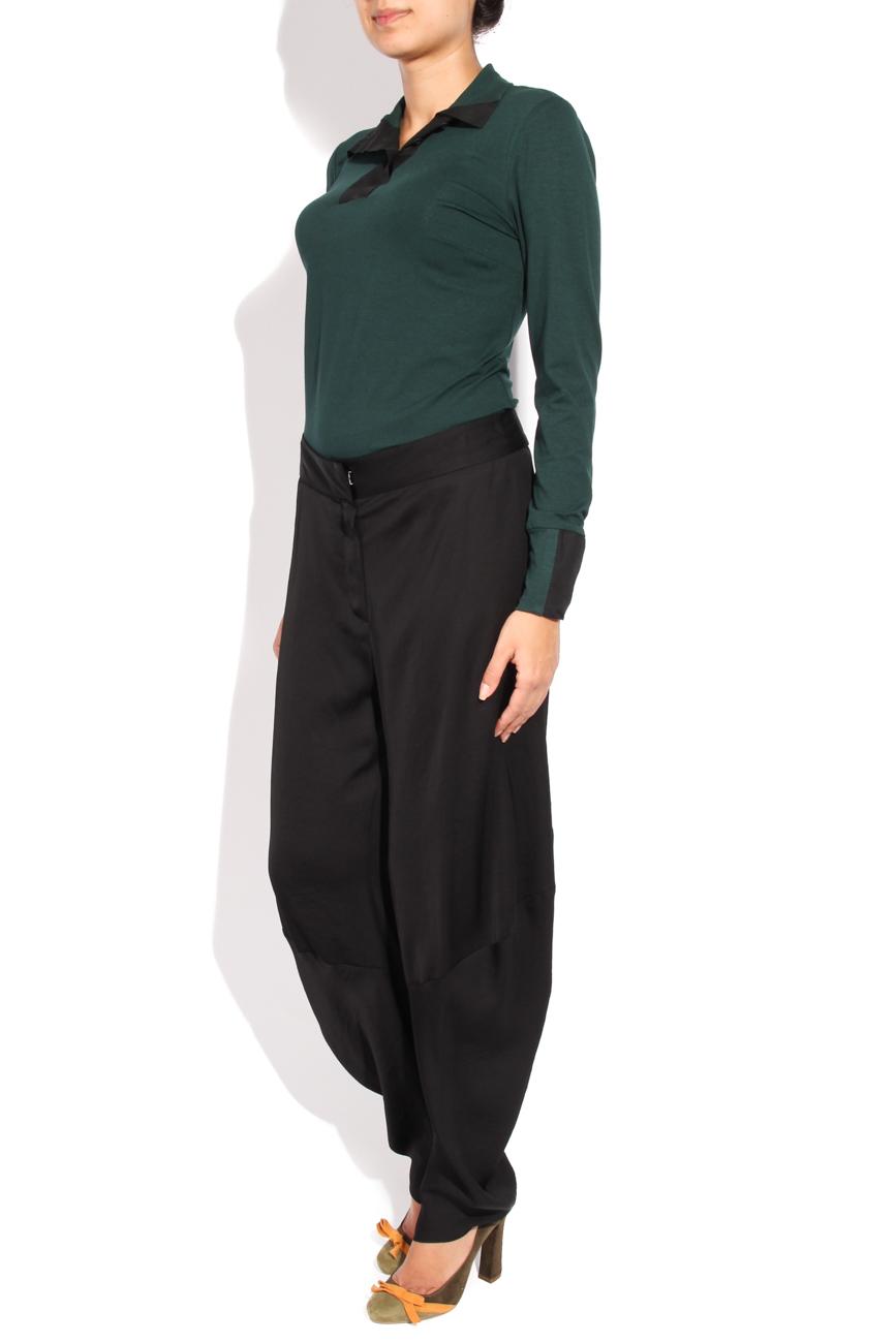 Black pants Lena Criveanu image 1
