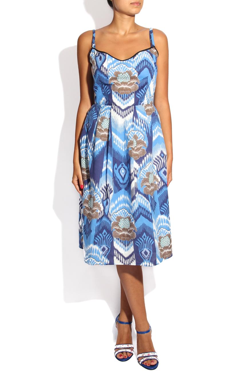 Robe motifs aztèques Cristina Staicu image 0