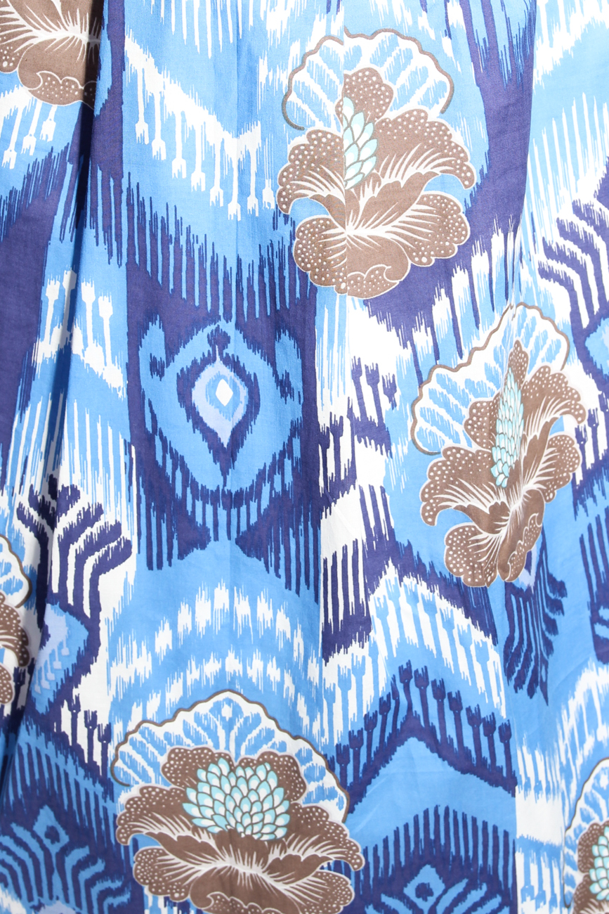 Robe motifs aztèques Cristina Staicu image 3