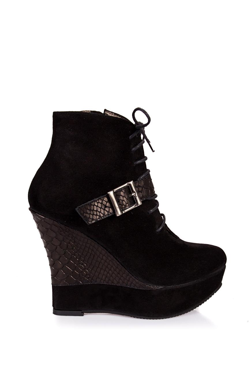 Croco boots Ana Kaloni image 1