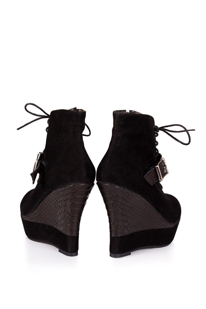Croco boots Ana Kaloni image 2