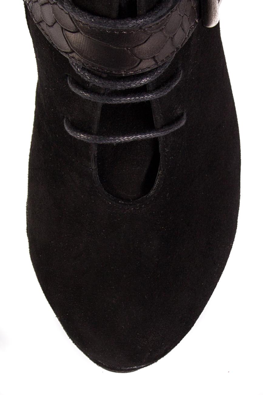 Croco boots Ana Kaloni image 3