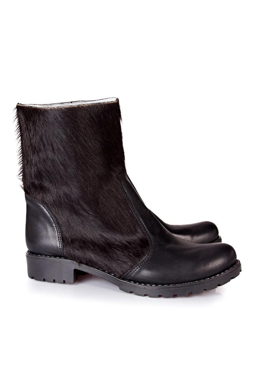 Black boots Giuka by Nicolaescu Georgiana  image 0