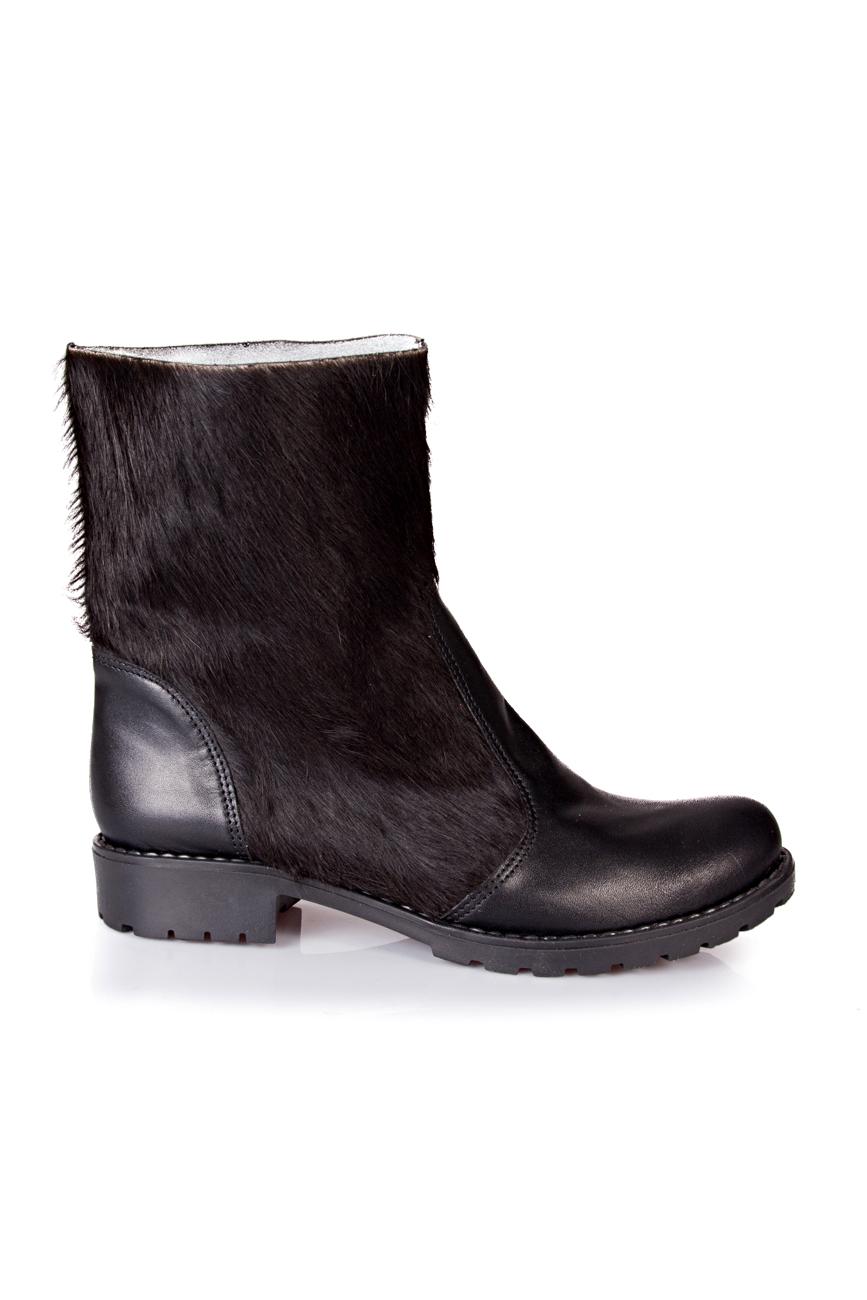 Black boots Giuka by Nicolaescu Georgiana  image 1