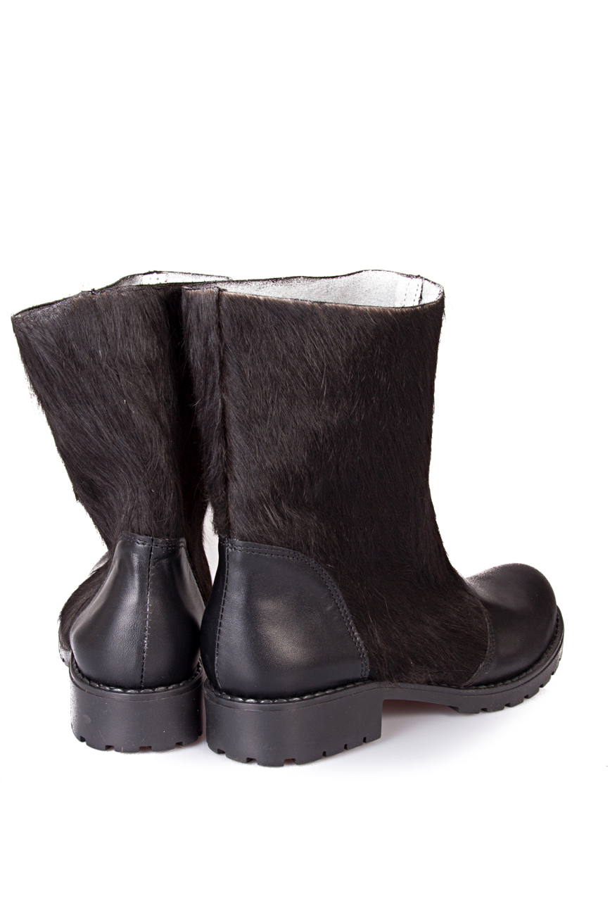 Black boots Giuka by Nicolaescu Georgiana  image 2