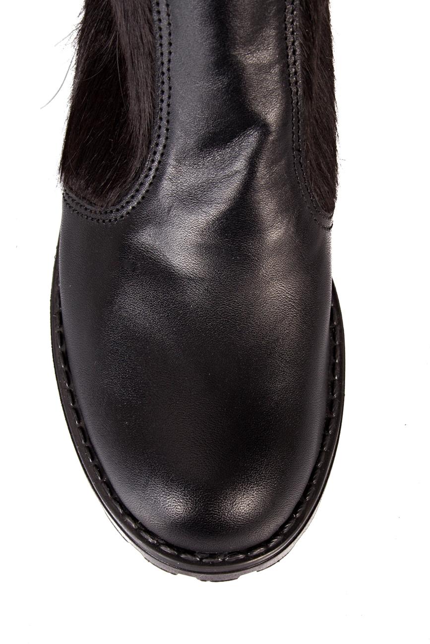Black boots Giuka by Nicolaescu Georgiana  image 3