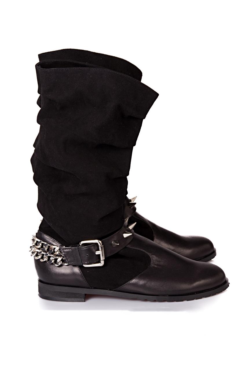 Boots with studs Ana Kaloni image 0