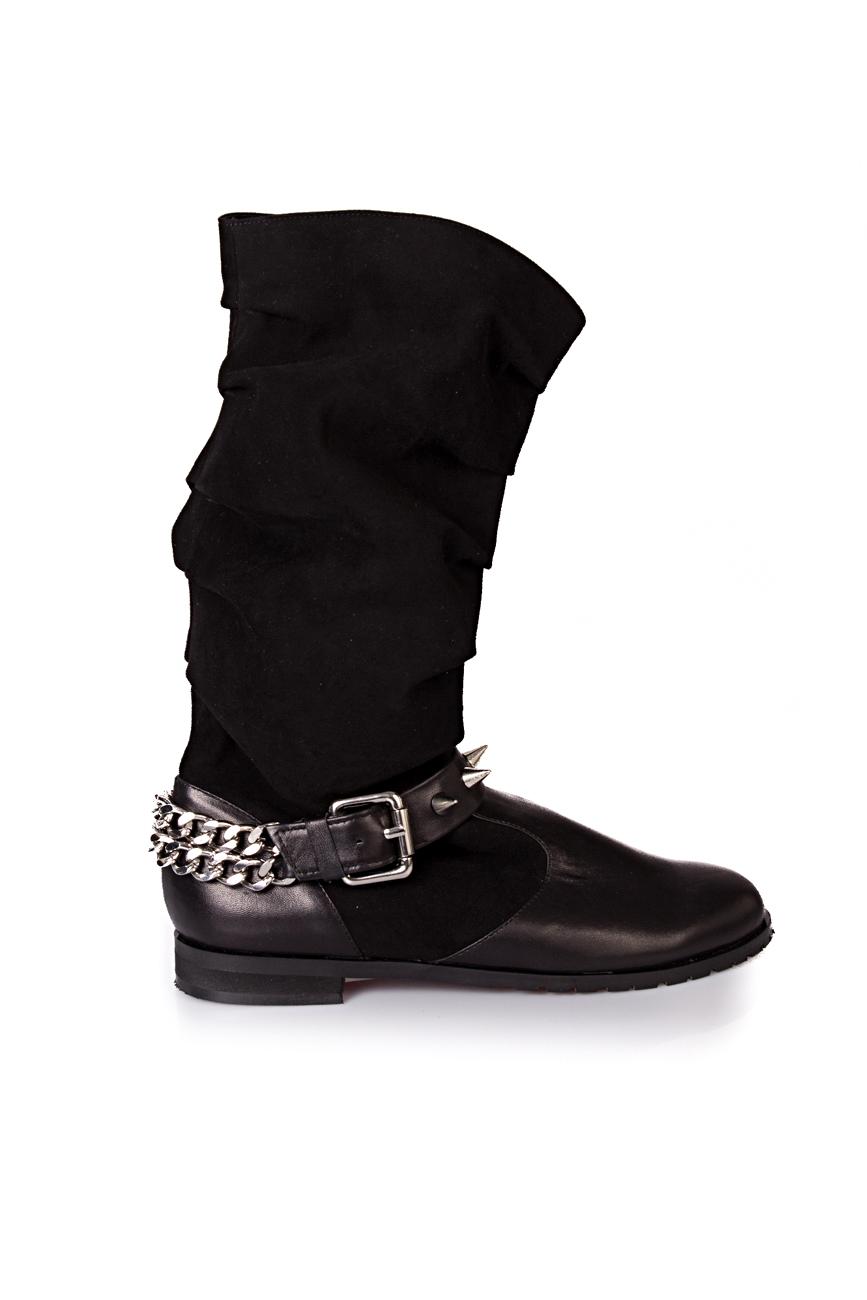 Boots with studs Ana Kaloni image 1