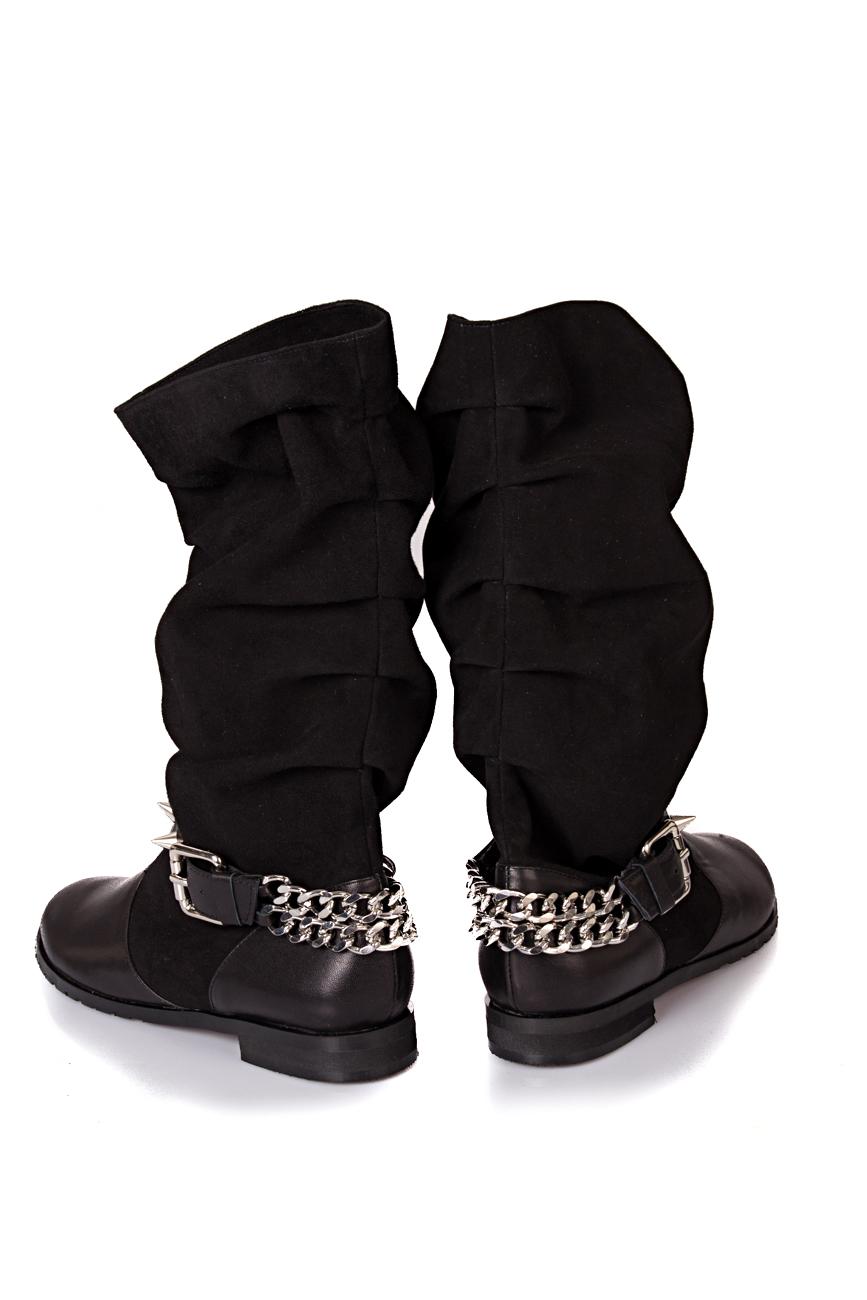 Boots with studs Ana Kaloni image 2