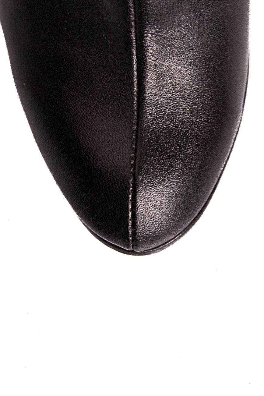 Black boots Coca Zaboloteanu image 3