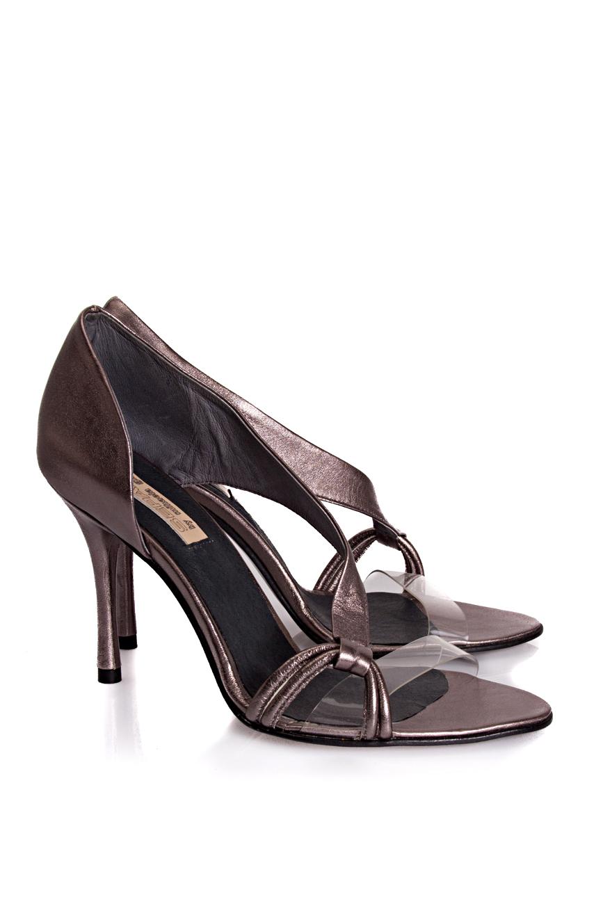 Silver sandals Mihaela Glavan  image 0