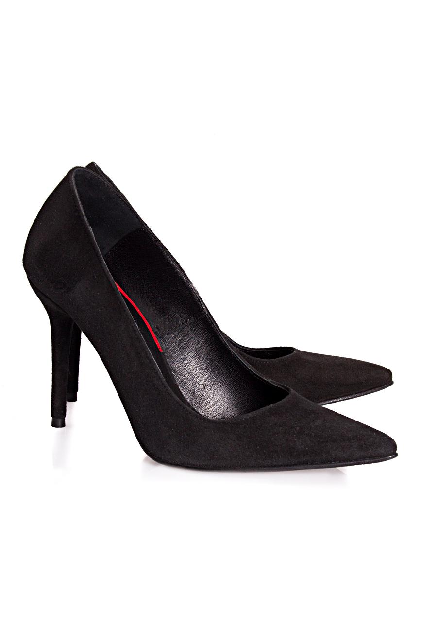 Suede shoes Mihaela Glavan  image 0