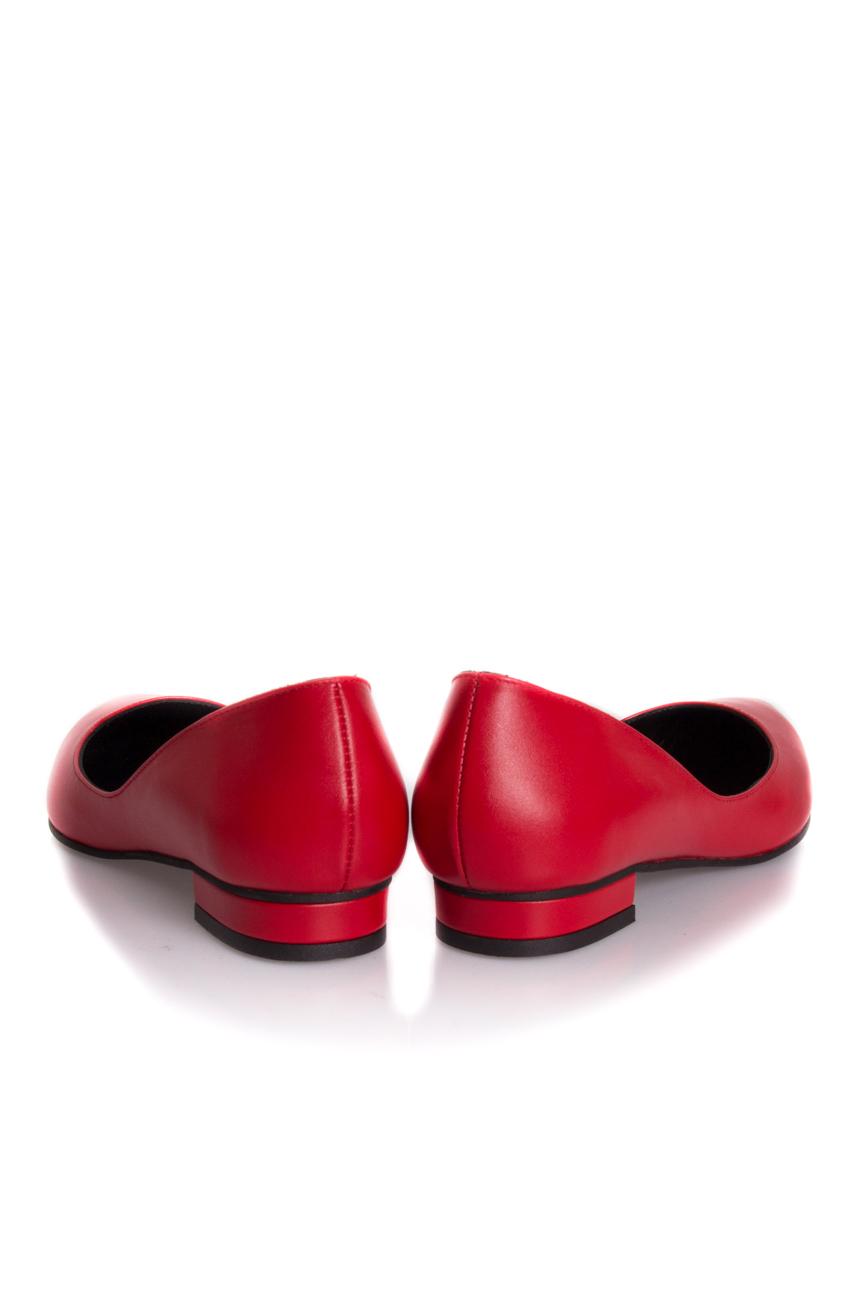 Ballerines rouges Mihaela Glavan  image 2