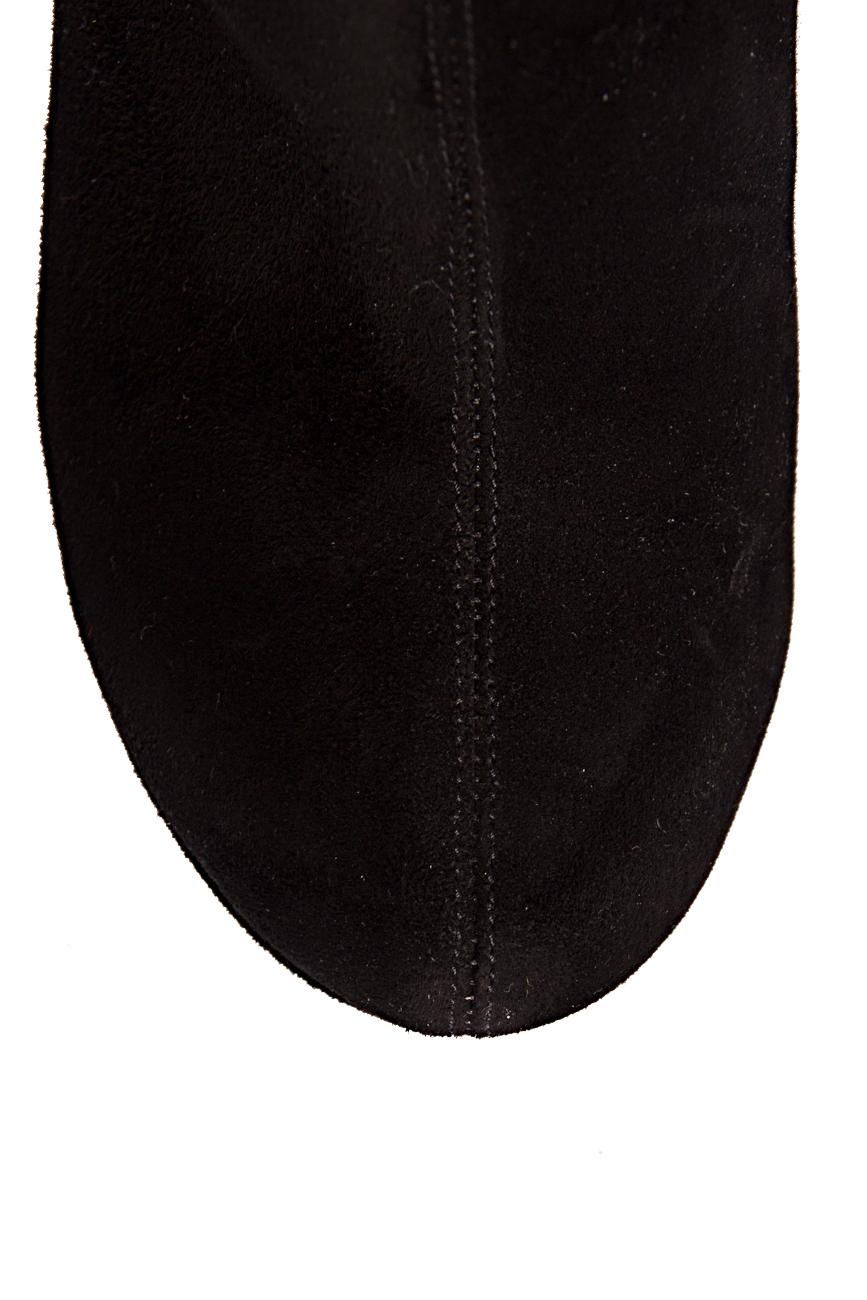 Bottines noires Mihaela Glavan  image 3