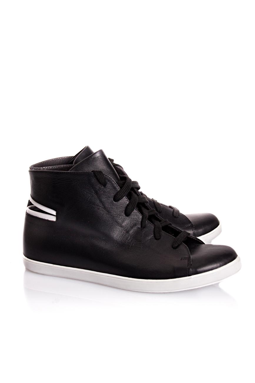 Black Sneakers Mihaela Glavan  image 0