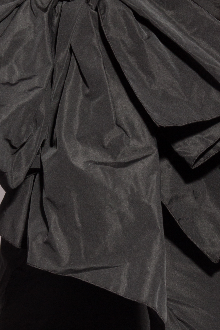 Robe en taffetas avec nœud Lena Criveanu image 3