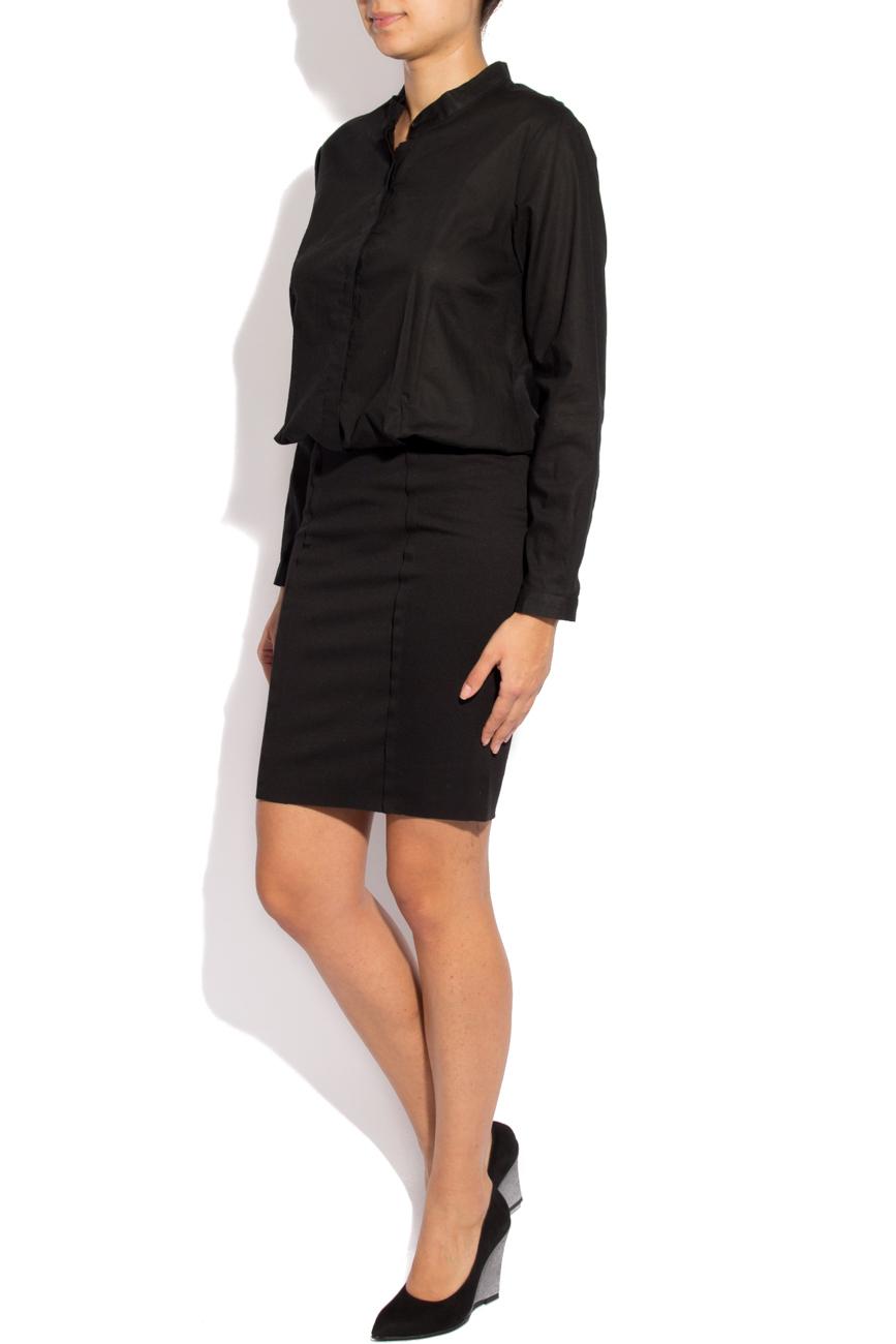 Shirt-type dress Lena Criveanu image 1
