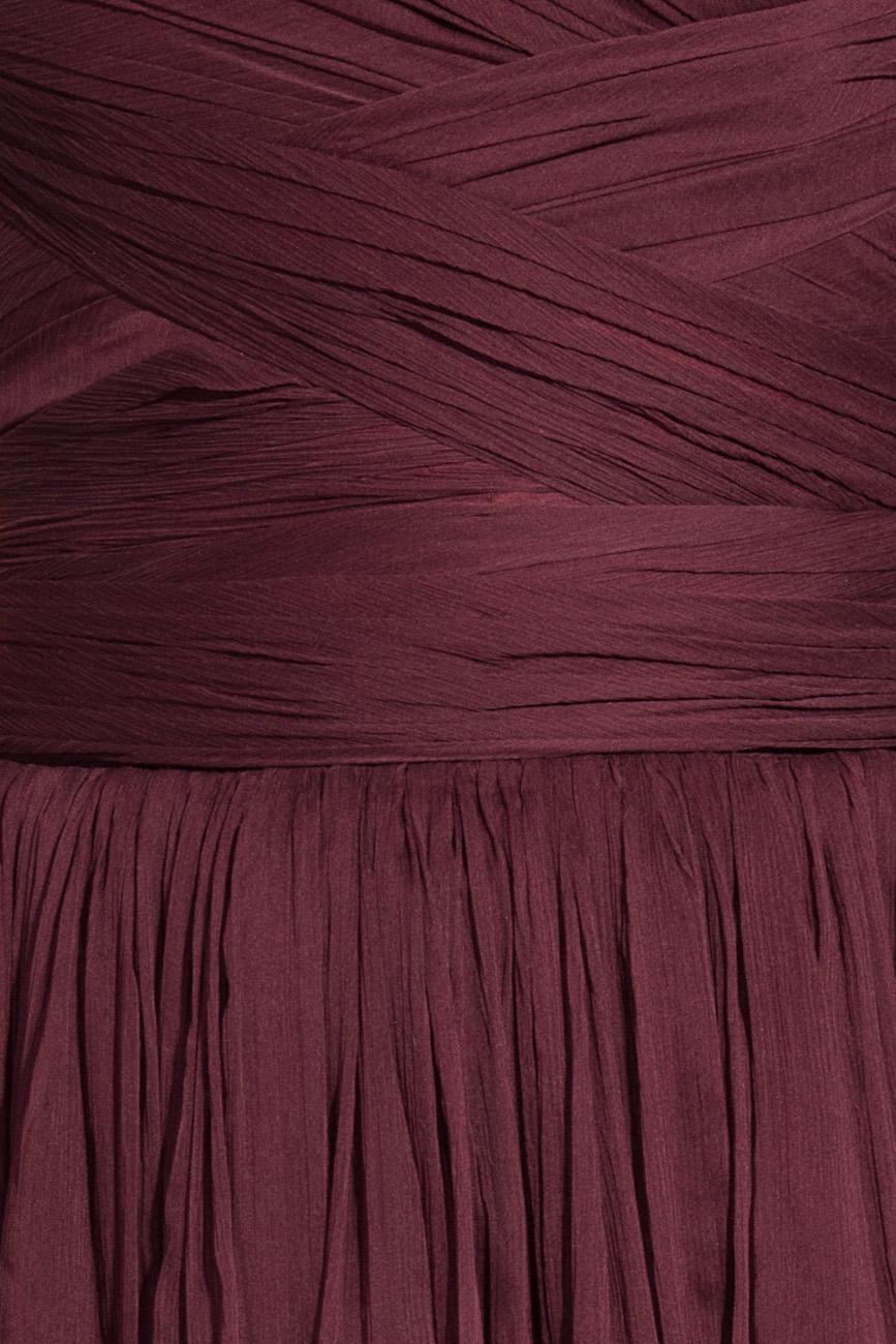 Long veil dress Mirela Diaconu  image 3