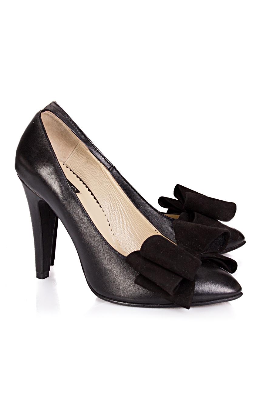 Pantofi Ellie Black PassepartouS imagine 0