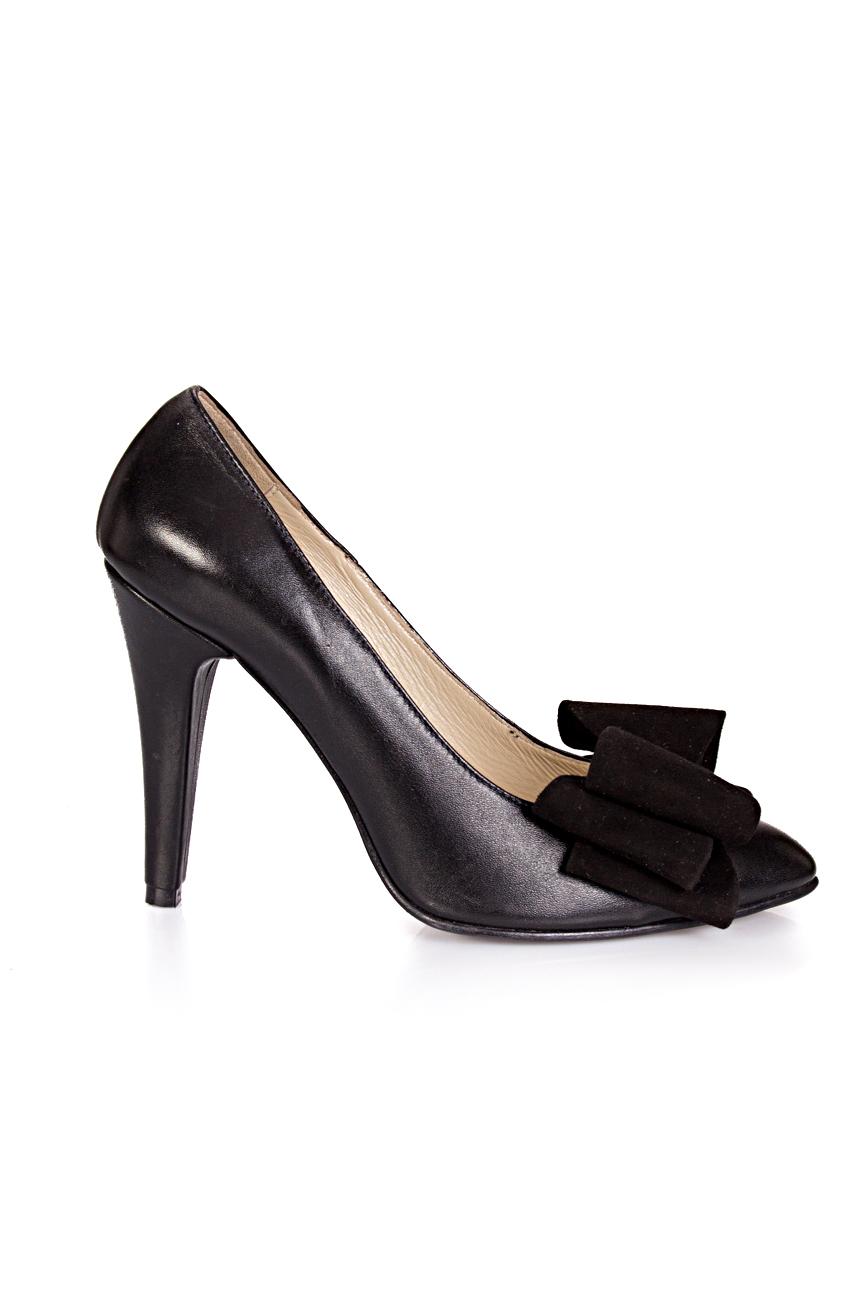 Pantofi Ellie Black PassepartouS imagine 1