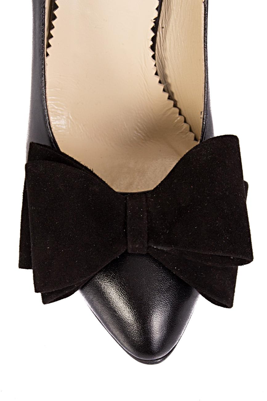 Pantofi Ellie Black PassepartouS imagine 3