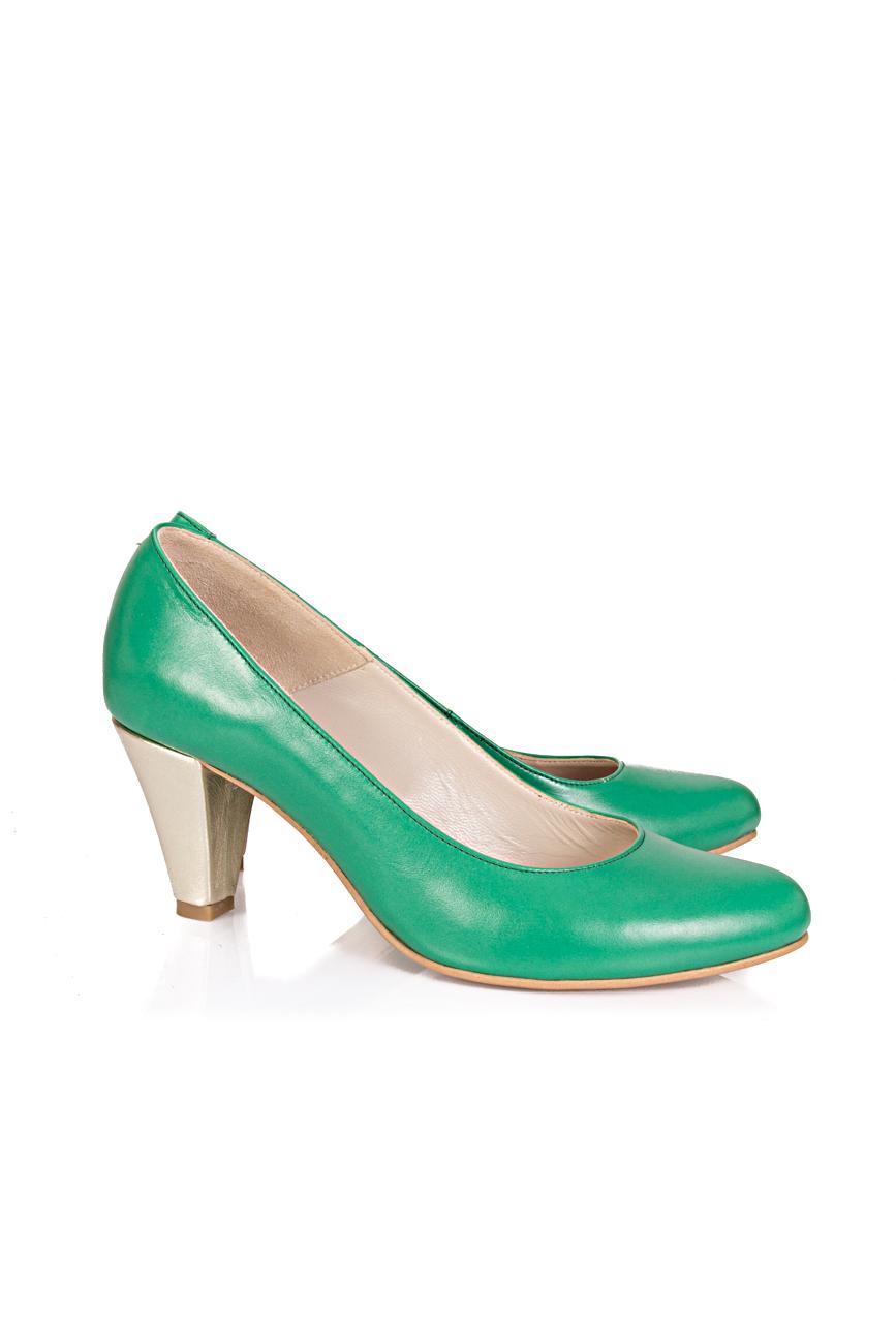 Pantofi GREEN PassepartouS imagine 0