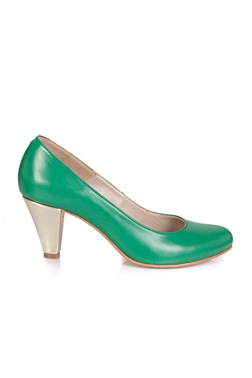 Pantofi GREEN PassepartouS imagine 1