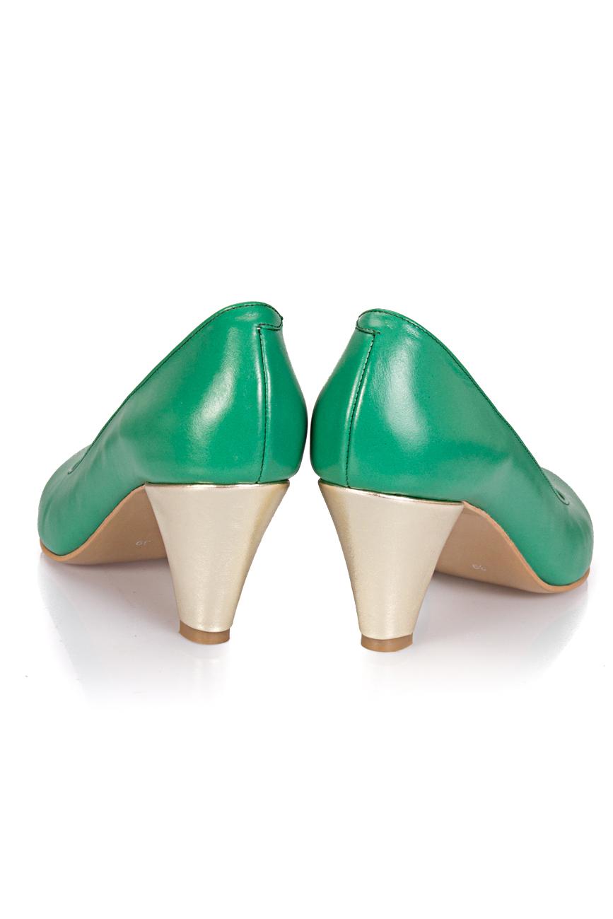 Pantofi GREEN PassepartouS imagine 2