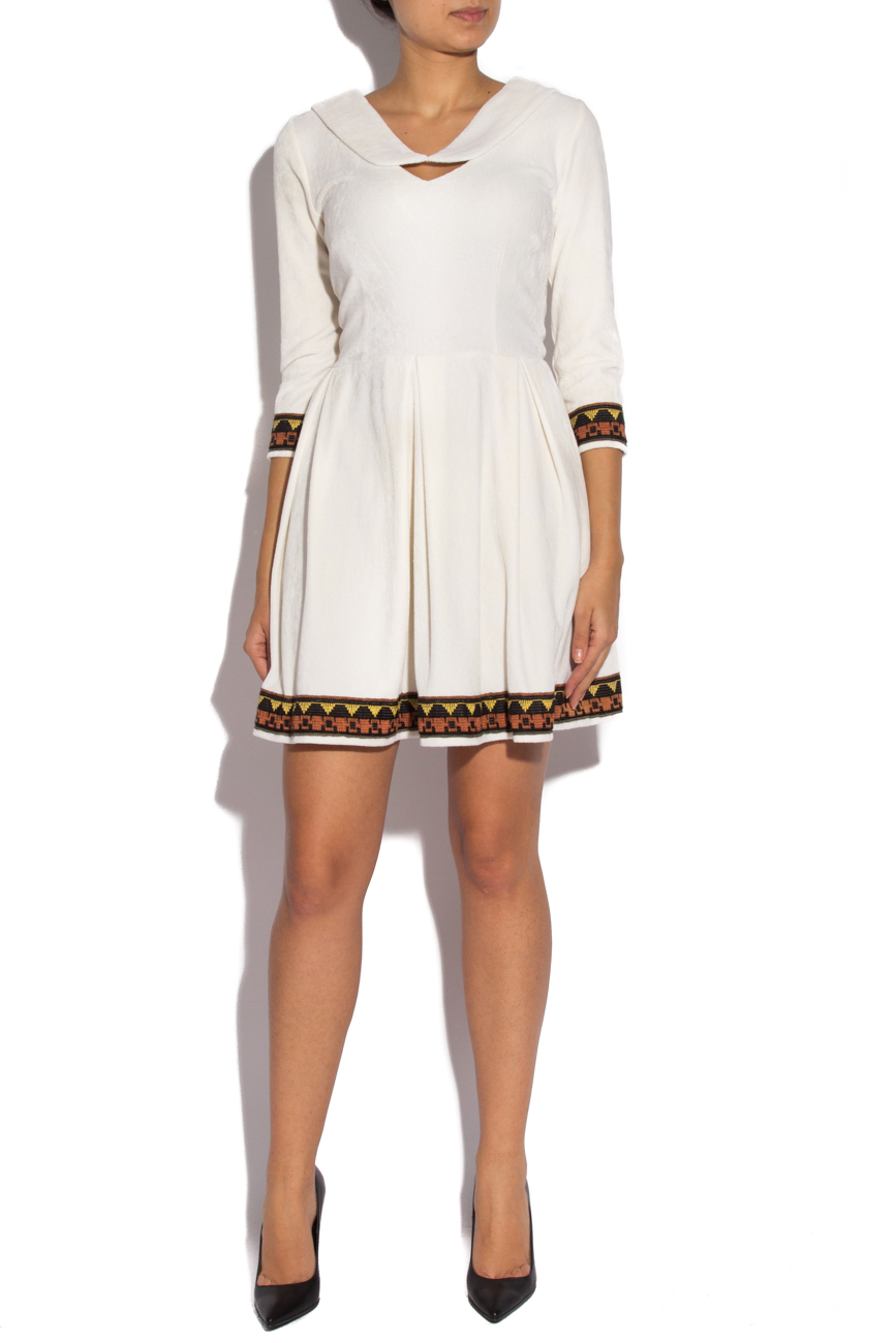 Organic Cotton Dress Izabela Mandoiu image 0