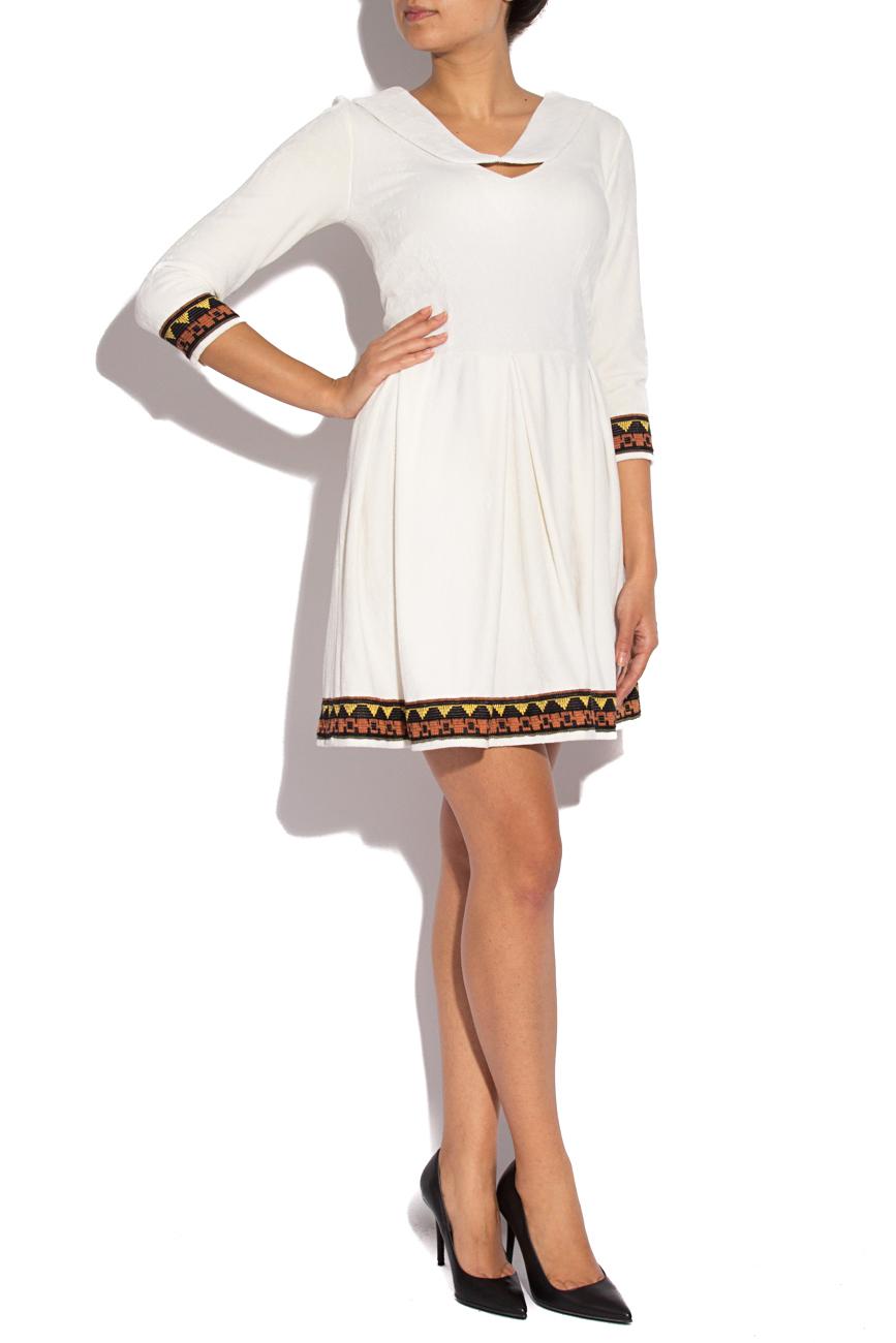 Organic Cotton Dress Izabela Mandoiu image 1