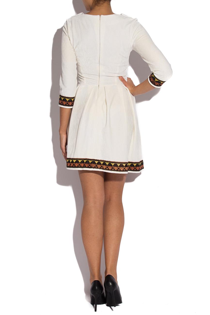 Organic Cotton Dress Izabela Mandoiu image 2