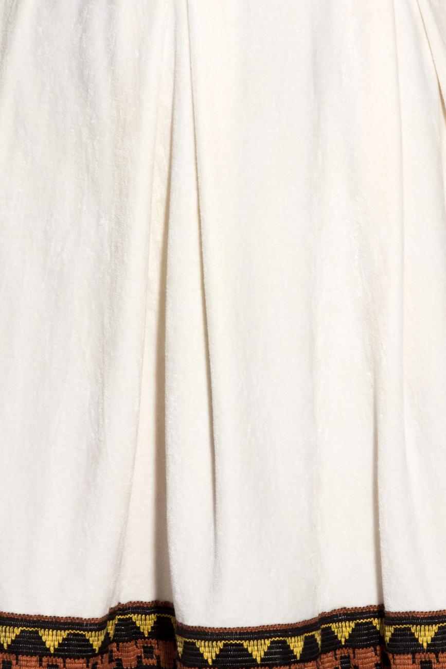 Organic Cotton Dress Izabela Mandoiu image 3