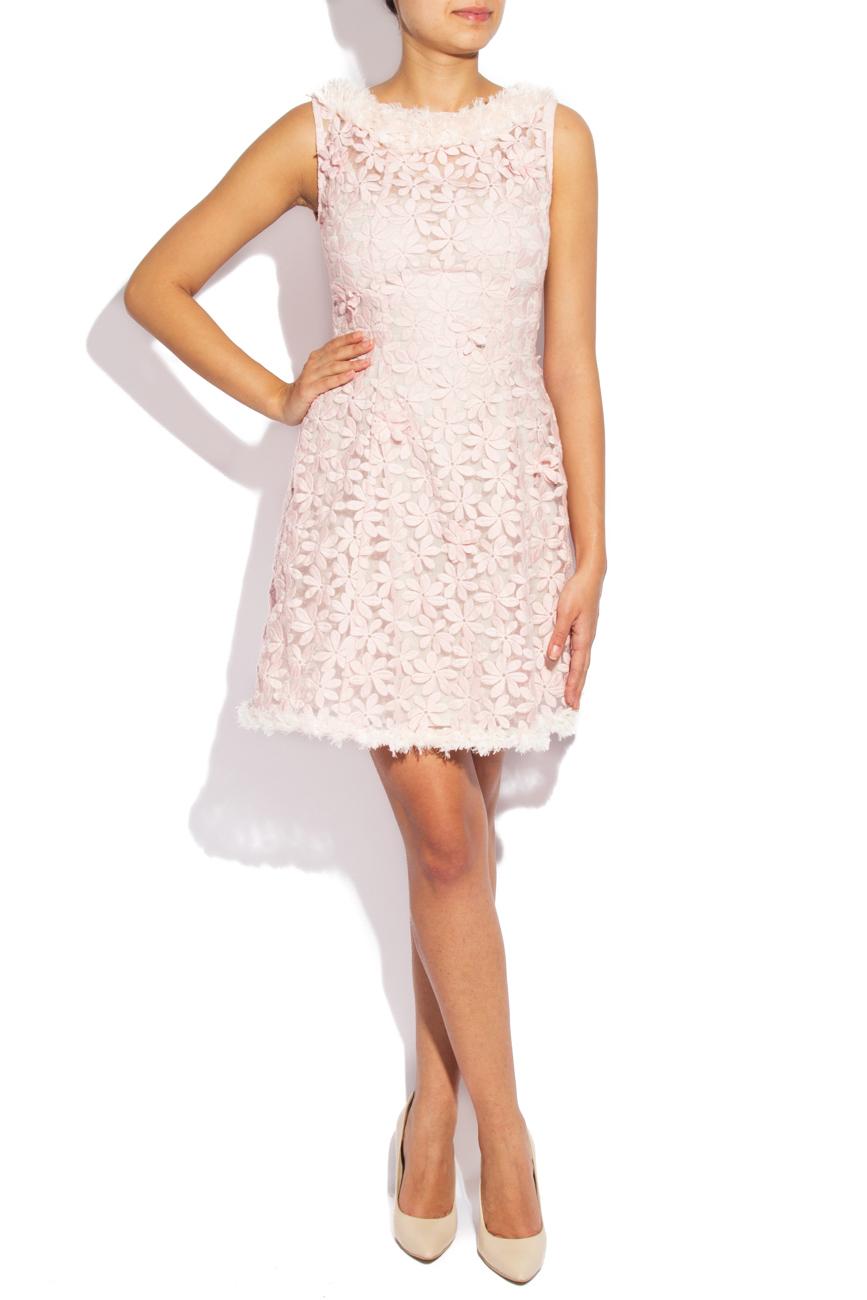 Mini organza dress Elena Perseil image 0