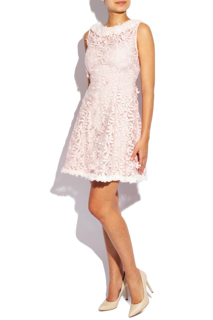 Mini organza dress Elena Perseil image 1